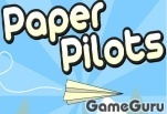 Игра Бумажный пилот