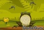 Игра Голодная лягушка