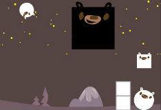Игра Прыгающий медведь