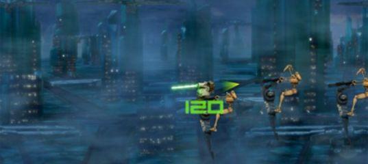 Игра Битва Йоды - Звездные войны