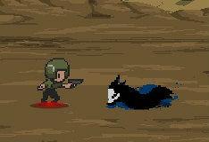 Игра Отставший солдат