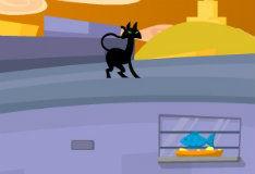 Игра Прыгающий кот