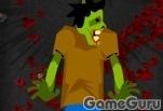 Игра Зомби боулинг