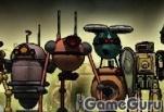Игра Роботы у ворот