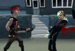 Играть бесплатно в Зомби убийца