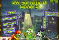 Игра Игра Зомби Поедают Мозги 2