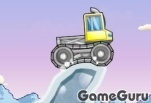 Игра Снежный грузовик 2