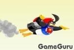 Игра Полет на ракете