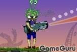 Игра Глупые бомбы и космическое вторжение