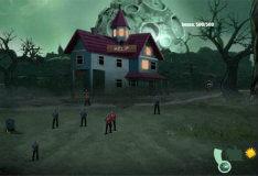 Игра Зомби в доме