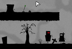 Игра Минди в стране зомби