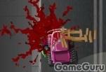 Игра Ночное безумие зомби