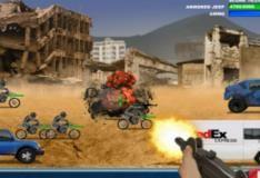 Игра Побег из зоны конфликта