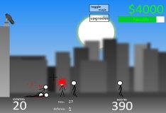 Игра Атака на турельную башню