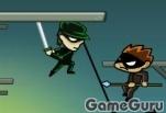 Игра Зеленый самурай