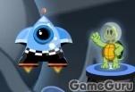Игра Невероятное спасение черепах