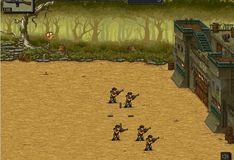 Игра Игра Война в джунглях
