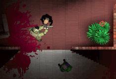 Игра Зомби в темноте 2