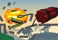 Игра Взрыв моста 2