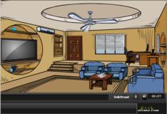 Игра Игра Побег из виртуальной комнаты