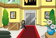 Игра Монахиня или ниндзя 3