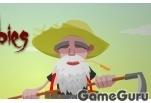 Игра Фермеры против зомби