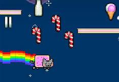 Игра Летающий кот 3