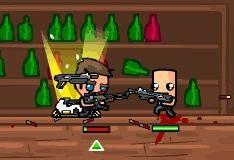 Игра на двоих: Оружейное безумие