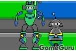 Игра Похищенный роботами