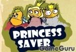 Игра Спасатель принцесс