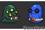 Игра Гравитационный парень: сборник уровней