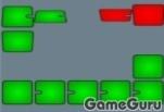 Игра Перекрась в зеленый