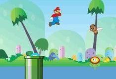 Игра Марио трюкач