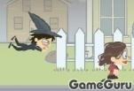 Игра Ведьмы бегут в Вашингтон