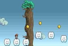 Игра Марио - ребенок