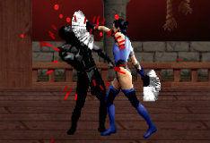 Игра Смертельная битва 3