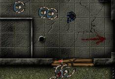 Игра Зомби Воин