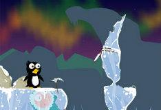 Игра Питер пингвин