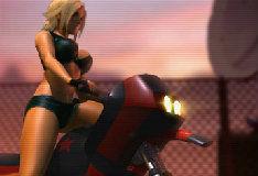 Игра Советский мотоцикл