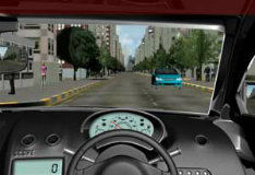 Игра Реакция на дороге