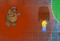 Игра Три медведя