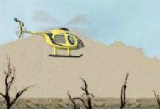 Игра Мини вертолет