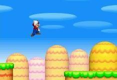 Игра Беги беги Марио