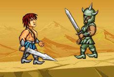 Игра Великий воин