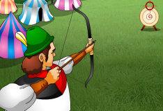 Игра Средневековый лучник