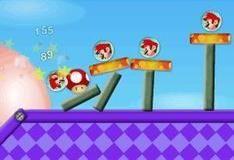 Игра Злые грибы