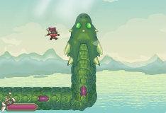 Игра Небесные змеи