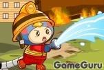 Игра Храбрый пожарный