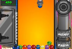 Игра Игры пазлы Гуу шары