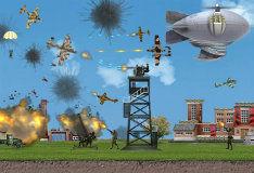 Игра Бомбардировщик войны